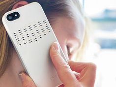 Protective Radiation Phone Case by Pong Research. Pong Case—a scientifically proven way to redirect radiation away from you. As an added bonus, this redistribution of energy optimizes signal strength resulting in improved reception and battery life.