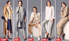John Lewis is now seriously stylish thanks to its new high fashion range | Daily Mail Online