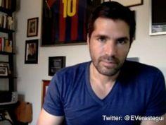 Eduardo Verastegui Twitcam 29/03/14