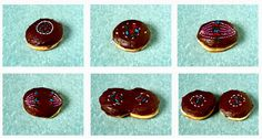 Donut mitosis: my high school science teacher would have loved this. For Mr. Whitaker.