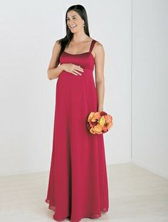 alfred angelo tulle red bridesmaid dress