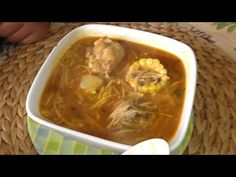 Sopa de Pollo Boricua (Puerto Rican Chicken Soup) - YouTube