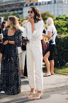 Copenhagen Fashion Week: The Street Style We Loved Look Street Style, Street Looks, Fashion Outfits, Womens Fashion, Fashion Trends, Style Fashion, Fashionable Outfits, Dressy Outfits, Fashion Black