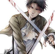 Tags: Anime, Shk, Shingeki no Kyojin, Rivaille