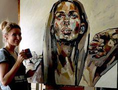 Les peintures de Anna Bocek ! | HouHouHaHa