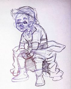 #characterstudy #characterdesign #conceptualartwork #conceptart #sketch #sketchbook #charcter