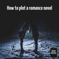 how to plot a romance novel - how to write a book image