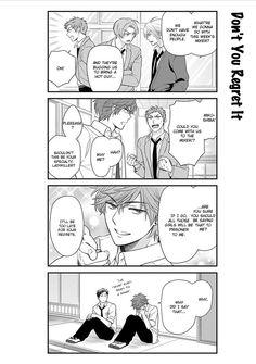 Gekkan Shoujo Nozaki-Kun 22 Page 2....O Mikorin what will we do with you