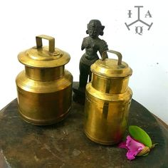 Meet the legendary Raja Rani oil canisters..The Stout one is…