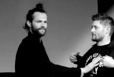 Their friendship makes me happy. Brothers, always. <3