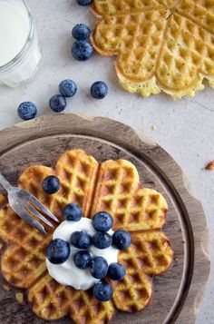 Yes, it is possible to make tasty waffles without grains and sugar that taste better than the real thing. Introducing Low Carb Waffles. You won't look back