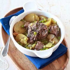Civil War Recipes: Irish Stew.