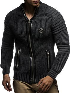 ellesse sweater grey heather brown goosebumps