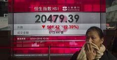 Huy Carajo: China podría ocasionar una crisis mundial similar ...
