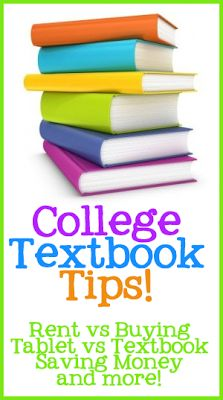 TaylorReilly: College Textbook Tips! College Life Hacks, College Fun, College Students, Dorm Life, College Tips, Planners, College Checklist, Organization Skills, School Plan