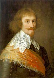 Johan Maurits, Prince of Nassau-Siegen, character in The Warlock & the Wolf