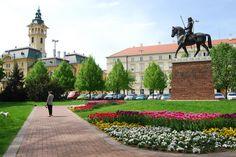 Beautiful #Szeged, #Hungary!