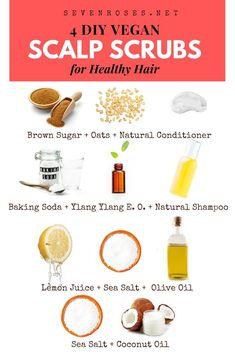 Hair Loss Shampoo, Hair Scalp, Diy Hair Mask For Dry Scalp, Prp Hair, Hair Dye, Healthy Hair Tips, Healthy Scalp, Diy Hair Scrub, Diy Hair Treatment