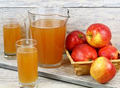 Apple Pie ACV Smoothie - For a nutritious take on your favorite dessert, pop 1 cored apple into the blender along with 1 ½ cups water, 1 teaspoon cinnamon, and 10 drops of vanilla stevia. Best Apple Cider Vinegar, Vinegar Detox Drink, Apple Health Benefits, Vinegar And Honey, Fat Burning Detox Drinks, Fresh Apples, Stevia, Natural Health, Cored Apple
