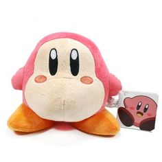 "Kirby Adventures Waddle Dee 5"" Plush Doll *FREE SHIPPING*"