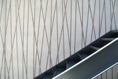 Pattern: Vertex. Viborg Office Building, Denmark 2010. Architecture by KPF Arkitekter AS, prefabrication by Ambercon A/S.