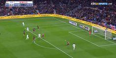 바르셀로나 1 - 2 레알마드리드 골장면 + 하이라이트