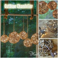 16 DIY Magical Outdoor Lighting Solutions for Your Backyard