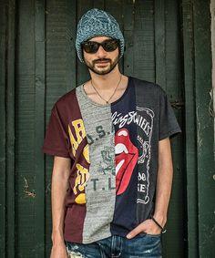 glamb(グラム)のAggy CS(Tシャツ・カットソー)|エンジ