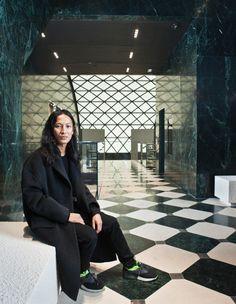 Alexander Wang at Balenciaga, NYC