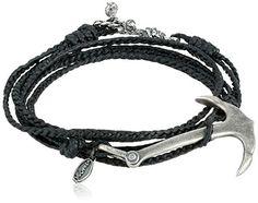 M.Cohen Handmade Designs Silver Anchor Charm On Triple Wrap Braided Rope Bracelet M.Cohen Handmade Designs http://www.amazon.com/dp/B0054DZFIA/ref=cm_sw_r_pi_dp_CyCpvb1XPNSJG