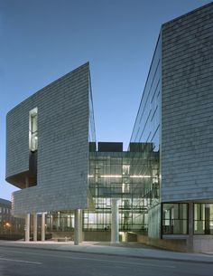 OSU Knowlton School of Architecture | Mack Scogin Merrill Elam Architects