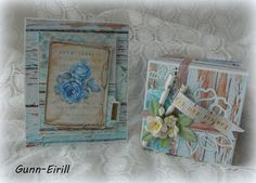 Gunn-Eirill`s Paper Magic: Valentine and mothers day card and box