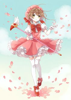 For me, Cardcaptor Sakura is the best magical girl anime.