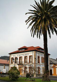 Fábrica de sidra el Gaitero en Villaviciosa