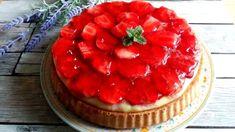 Retro diétás gyümölcstorta cukormentes pudinggal - Salátagyár Acai Bowl, Cheesecake, Wellness, Sweets, Healthy Recipes, Fish, Meat, Breakfast, Cukor