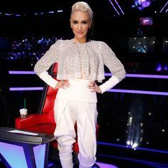 Gwen Stefani on The Voice