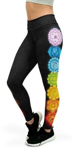ebe48b680f8c3 Chakras Yoga Pants. Yoga Pants HumorYoga Pants OutfitYoga ShortsNike Outfits Workout ...