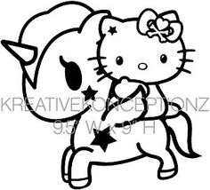 tokidoki coloring pages bing images - Tokidoki Unicorno Coloring Pages