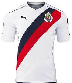 Puma apresenta as novas camisas do Chivas Guadalajara 9315eaa01a28d