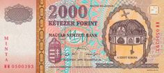 hangary currency | Will's Online World Paper Money Gallery - BANKNOTES OF HUNGARY