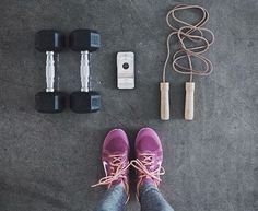 Fitness, Fashion, and Food
