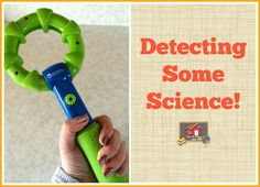 Detecting Some Science! - The Organized Classroom Blog