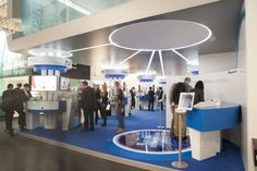 Stands by Servis - MWC'15 (Stand builder Barcelona, Spain, Europe)