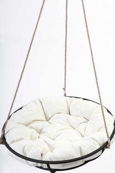Hanging Papasan Chair