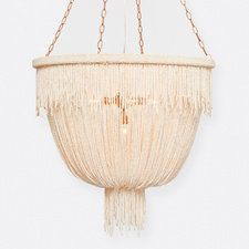 The sexy Carmen light from Made Goods. I'm dreaming of opening my eyes every morning to Carmen.