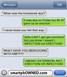 Page 71 - Autocorrect Fails and Funny Text Messages - SmartphOWNED