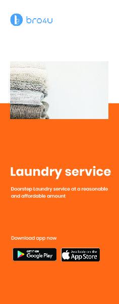 Laundry Service, App Store, Google Play, Laundry