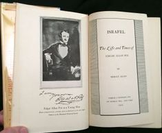 Israfel; The Life and Times of Edgar Allen Poe