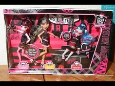Monster High Ghoul Spirit 3 pack Cleo, Draculaura, & Ghoulia (owned 3/3)