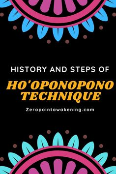 Ho'oponopono Technique, Tradicional Practice and Individual Practice, Histoy and Steps of both modalities. Phrases and Prayers. Click to read more and learn about this beautiful technique.#hooponopono #joevitale